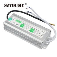 10pcs Lot Transformer DC 12V 8 3A 100W Waterproof IP67 LED Driver Power Supply Outdoor High