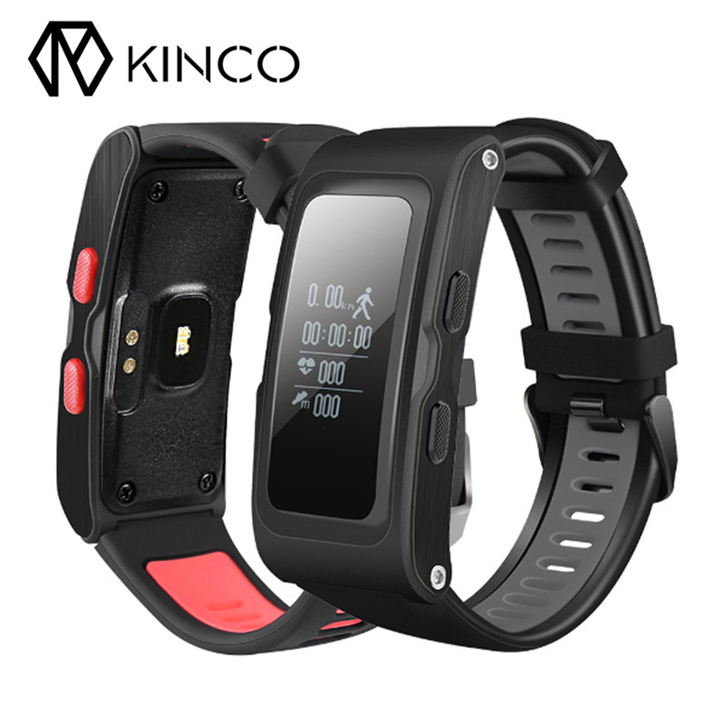 T28 0 96inch OLED GPS Track Record Smart Bracelet Dynamic Heart Rate Waterproof Sleep Monitor Variation