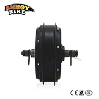 Motor Bicycle Spoke motor 48V~96V 3000W brushless motor with 50mm magnets electric bicycle and scooter motor