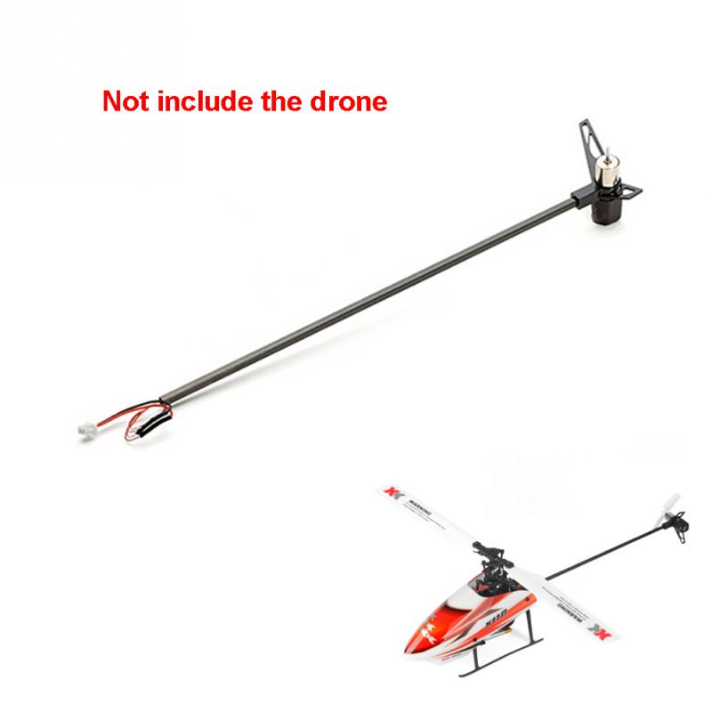 WLtoys K110 RC Helicopter Parts Tail Motor Set Parts Drone Accessories