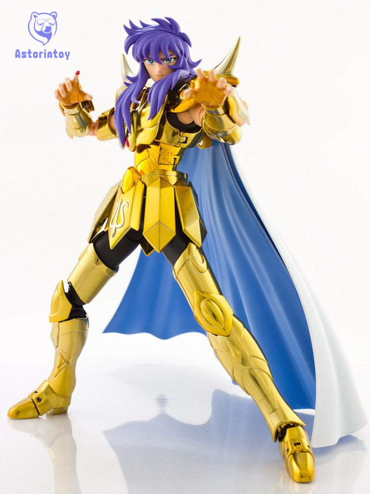 Metal Club MC Metalclub Model Scorpio Milo Saint Seiya Metal Armor Myth Cloth Gold Ex Action Figure Toys фигурка героя мультфильма saint seiya metalclub galaxy ex kanon 15003