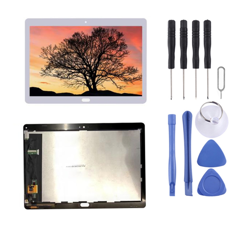 High Quality LCD Screen Digitizer Full Assembly Lcd Replacement Glass for Huawei MediaPad M3 Lite 10 inch BAH-AL00 With ToolsHigh Quality LCD Screen Digitizer Full Assembly Lcd Replacement Glass for Huawei MediaPad M3 Lite 10 inch BAH-AL00 With Tools