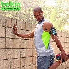 Belkin оригинальные спортивные fit plus работает armband спортзала сумка ручной стирки чехол для iphone 6/6s 4.7 «с ключевыми pauch с пакетом