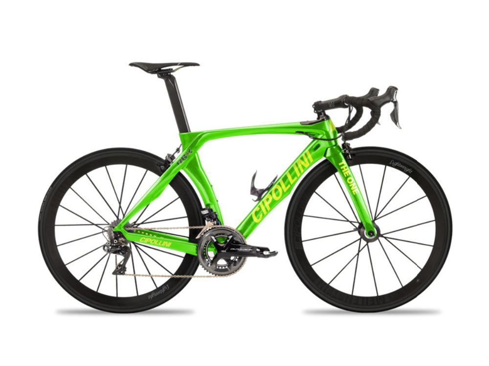 Bicycle Frames Carbono T1100 RB1K Cipollini Racing UD Free-Customs Glossy DDP