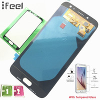 IFEEL Super AMOLED LCD Display Touch Screen Digitizer Assembly For Samsung Galaxy J7 2017 J730 J730F