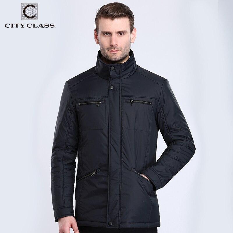 Ville Hommes Vêtements 2019 Nouveau Mode Veste Hommes Automne Long Manteau Multi-poches en Bleu couleur D'affaires Style Jaqueta masculina 17011