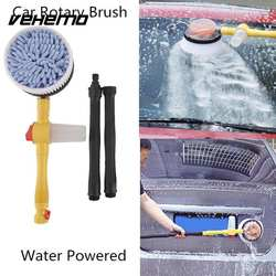 2018 автоматическая щетка для мытья Портативный автоматический поворот Кисти Выдвижной автомобиля-очистки Многофункциональный потока