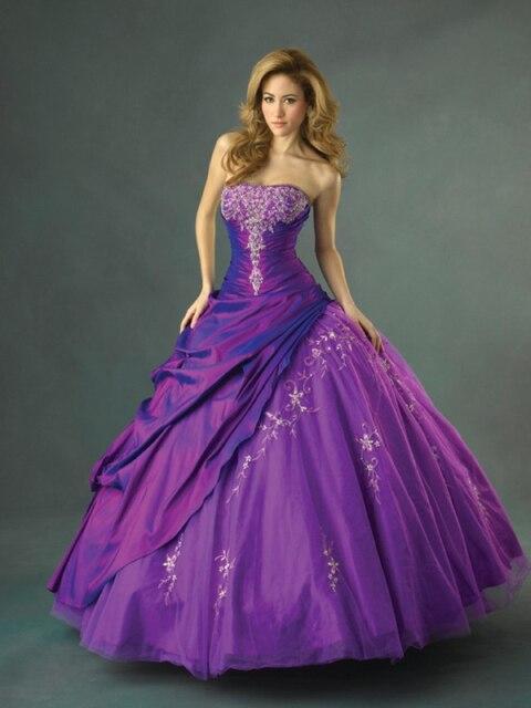 Bordados Vestidos De 15 Anos Strapless Elegante vestido de Baile Meninas Vestido Formal Longo Vestidos de debutante vestidos