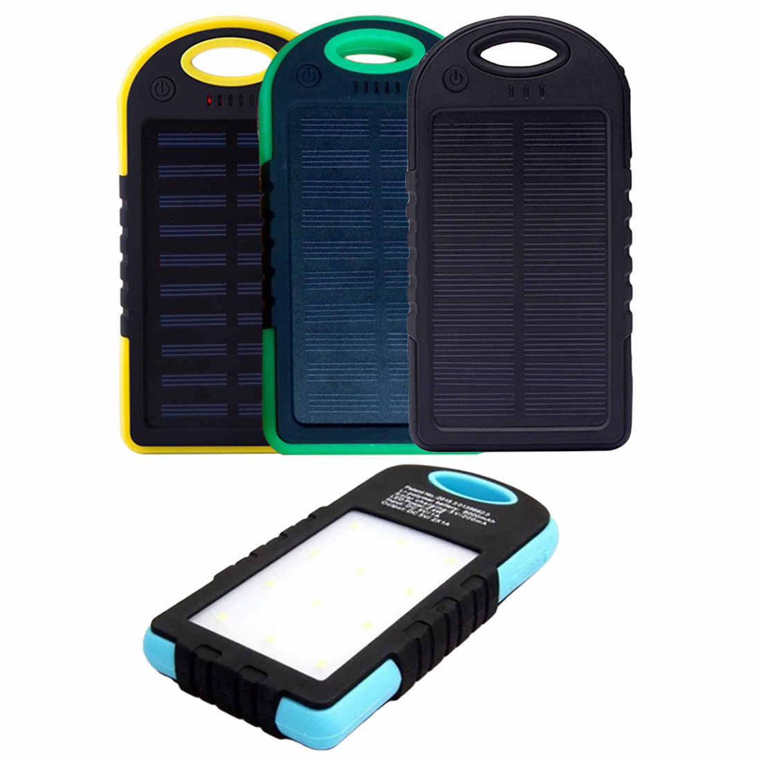 New Dual USB LED PCBA High Quality Circuit Board Solar Power Panel Home DIY Solar Panel Bank Battery DIY Home Portable Charger