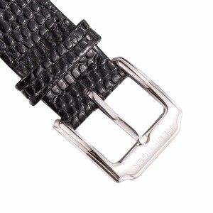 Image 5 - リーフ虎/rtカジュアルカップル腕時計シンプルなスタイルクォーツ腕時計女性のための超薄型ステンレスダイヤルRGA820