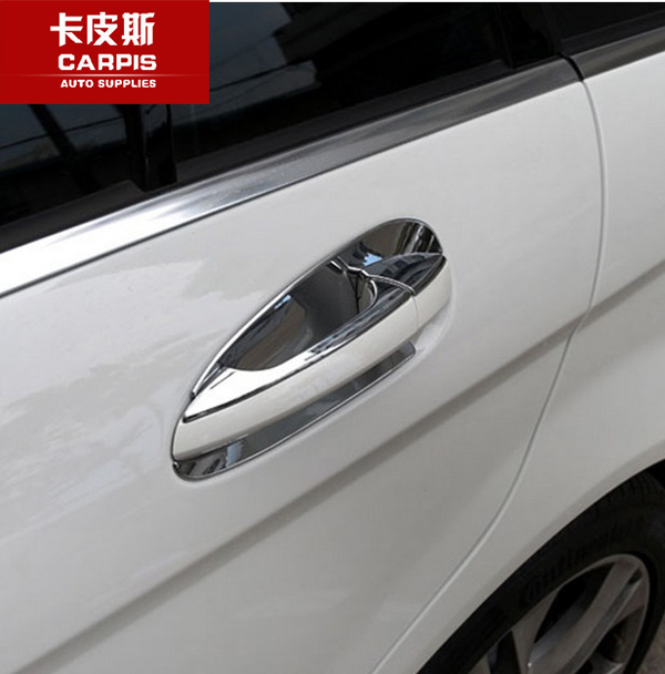 Chrome Car Door Handle Cover Trim For Mercedes Benz Ml350