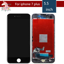 10pcs/lot Touch Display For iPhone 7 7G plus LCD Screen for 7p Digitizer Replacement