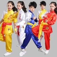 Children S Wushu Training Costume Kindergarten Dance Costume Children S Group China Kung Fu Training
