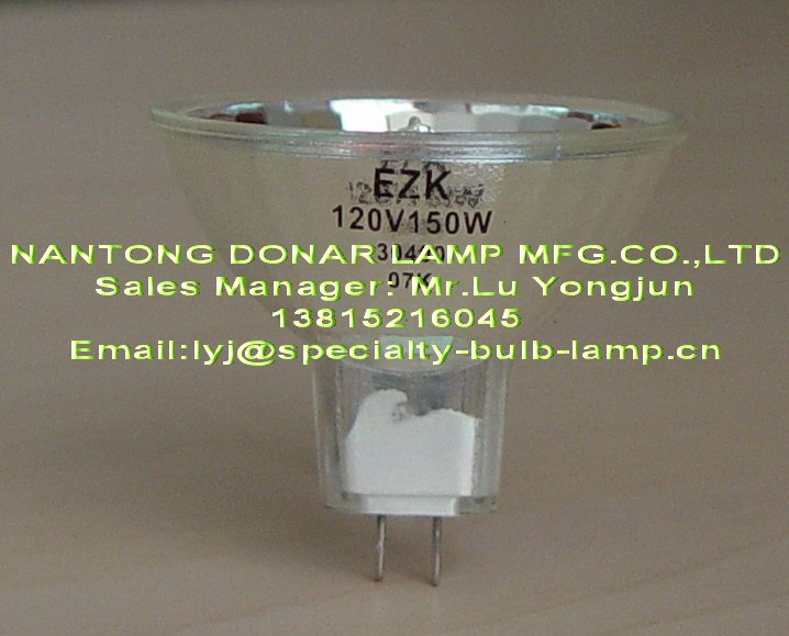 ФОТО free shipping Fmg ezk 120v 150w jcr 120v 150w 15477 02 projector lamp