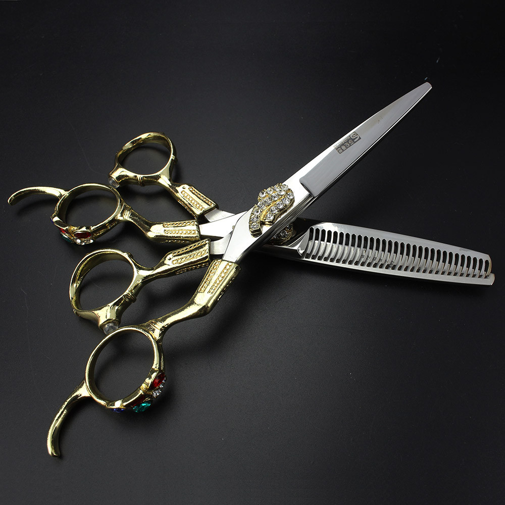 6 inches Beauty Salon Cutting Tools Barber Shop ...