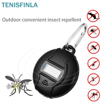 Outdoor Ultrasonic Pest Control Repeller Mosquito Killer Electronic Anti Rodent Insect Repellent Cockroach