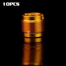 10Pcs Mic Stand Thread Screw 5/8