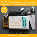 copy USB Programmer CH2015 SPI FLASH High-speed Programmer+SOT23-6 Adapter FLASH/EEPROM Programmer