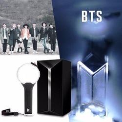 KPOP BTS BT21 ARMY Bomb Light Stick Version 1/2/3 Bangtan Boys Concert Light-up Lamp Stick Fan-Made Gift Collection Lightstick
