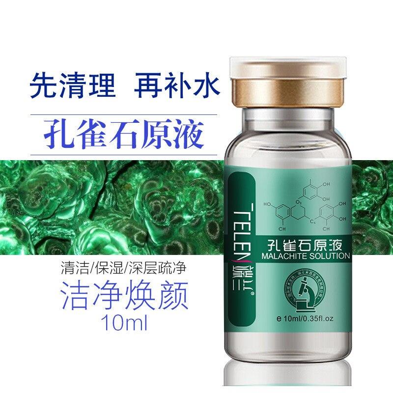 TELEN 10ML Malachite Stock Solution Cleansing Skin Derived