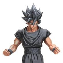 26-34cm MSP Master Stars Piece Chocolate Son Goku Vegeta PVC Action Figures Manga Dimensions Dragon Ball Z Collection Model Doll