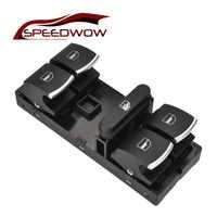 Elektrische Power Master Fenster Schalter Taste Für VW Jetta Golf MK5 MK6 GTI Kaninchen Passat B6 3C Tiguan 5ND 959 857 1K4 959 857B