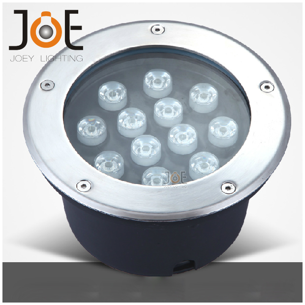 Outdoor 12W LED underground lamps light  ip65  industial gallery lighting  porch Waterproof  garden lights  110V/ 220v 1010 ip68 waterproof 18w led underground lamps warm white lighting led buried lights garden landscape led underground lights