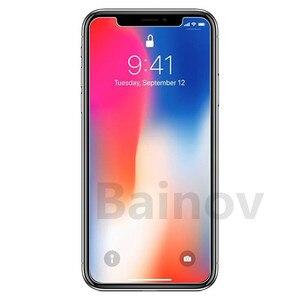 Image 4 - 9 H Ultra fino de vidro temperado para o iphone 8 7 6 6 S tela Mais filme protetor de vidro de proteção para o iphone x 5 5S se 4 4S