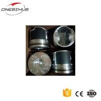 OEM 13101 30030/13101 30031 92mm 4cylinder STD Engine Piston set for T 2KD FTV HILUX II Pickup