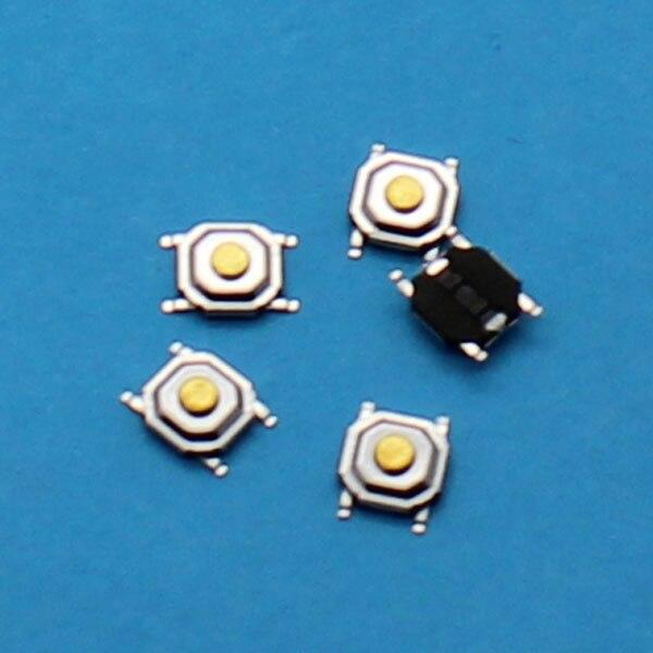 Новый переключатель кнопка ремонт дистанционного ключа Fob карта Renault Laguna Espace 4x4x1,6 мм