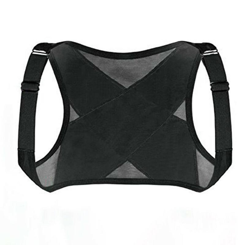 Simple Bone Care Shoulder Back Correct Belt Posture Corrector For Men Women Brace <font><b>Humpback</b></font> Postural Correction Belt Health Care image