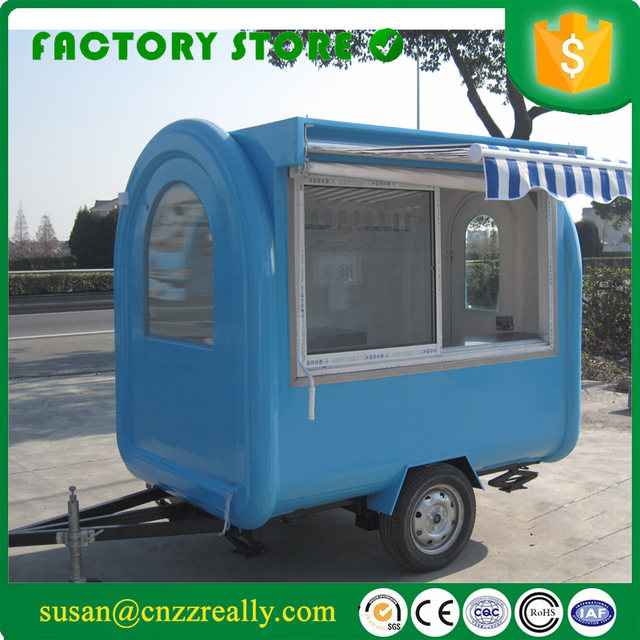 Online Shop 2017 cheaper mobile food cart Multifunctional Vending ...