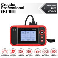 Launch X431 CRP129 CRP 129 OBD2 Scanner Scan Tool ENG/AT/ABS/SRS EPB SAS OIL Service Light Resets Code Reader Diagnostic Tool