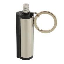 Fire Starter Flint Match Lighter Cylinder Hiking Survival Tool Novelty Gift Safety Useful
