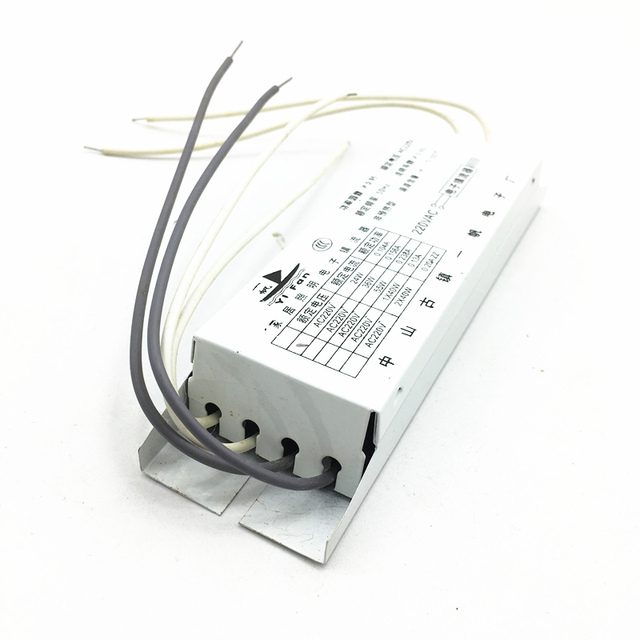 2G11 H Tube Dedicated Electronic Ballasts Universal 24W 36W 40W 55W Fluorescent Lamp Rectifier AC220V 1 Output