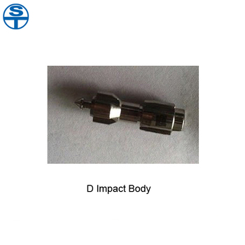 D Type Impact Body for All Leeb Hardness Tester