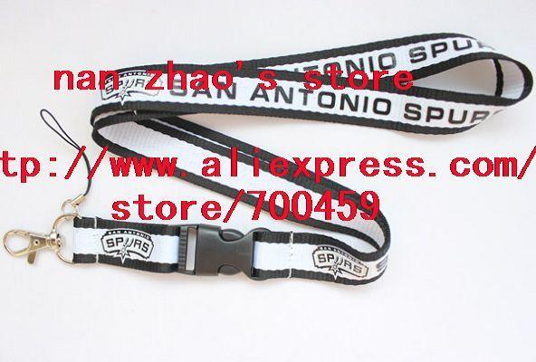 New Lot 120pcs  Football Phone Lanyard Key Chain Neck Strap team lanyard