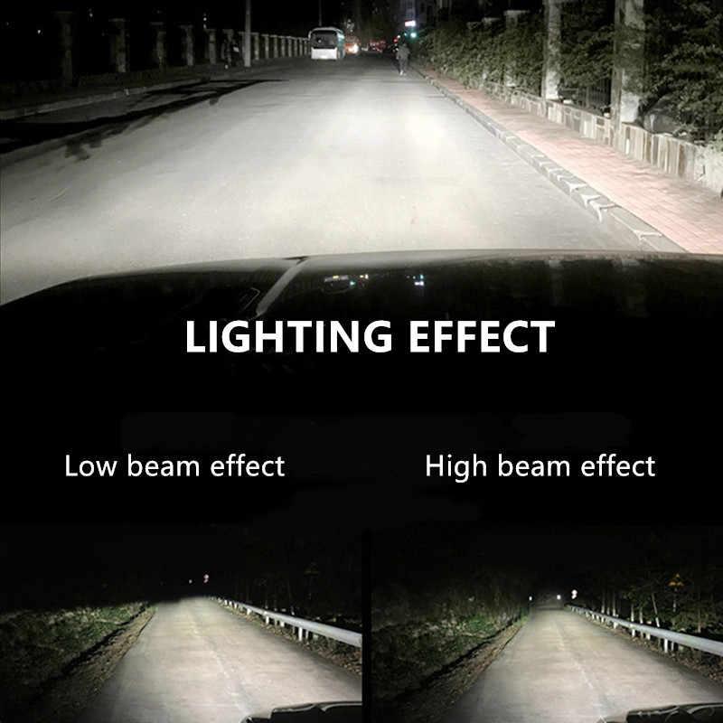 INLONG  H11 9005 9006 Car LED Headlight Bulb H7 H9 H4  D2S D1S HB4 D3S H1 D4S SAMSUNG CSP  60W 11200LM Headlamp Fog Lights 6500K