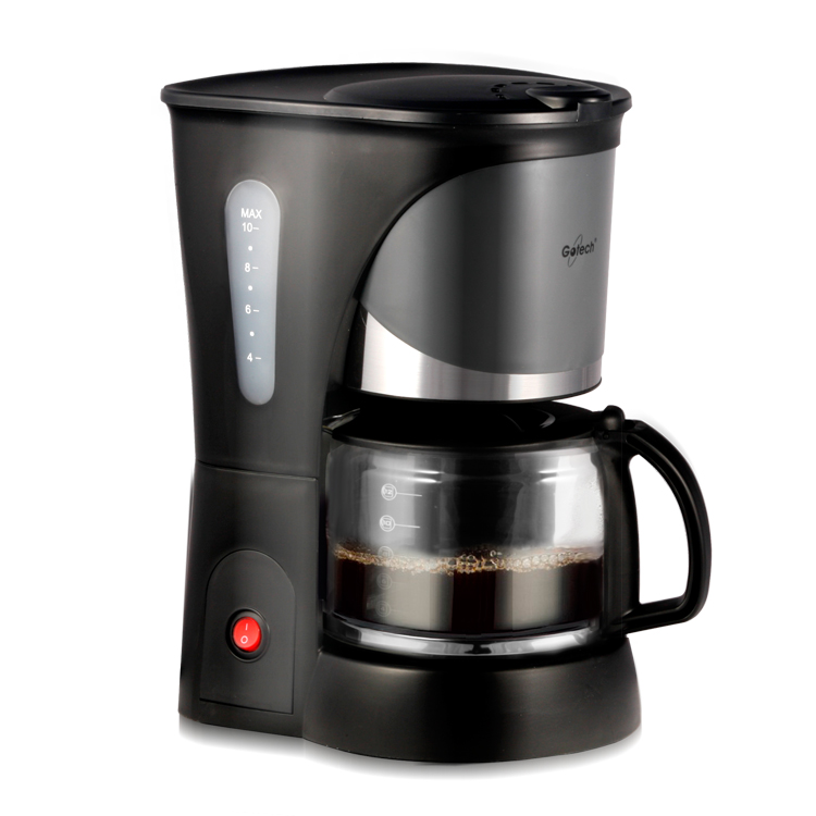Coffee Maker Usage : American family expenses led coffee machine automatic mini manually drip commercial coffee ...