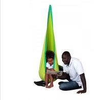 Indoor Outdoor Portable High Strength Baby Swing Seat Children Hanging Hammock Child Hanging Chair Patio Swing