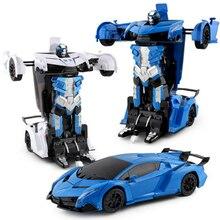 1:12 жест зондирования один клик деформации Модель игрушечных автомобилей для детей 668-2
