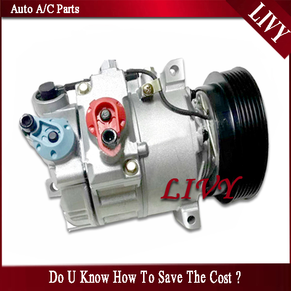 AC Compressor COMPLETE CLUTCH Fits 2011-2012 Volvo S60 3.0 Liter A//C