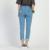 Ripped jeans para mujeres agujero Mujeres pantalones vaqueros boyfriend jeans para mujer tamaño del agujero Flojo pantalones de mezclilla de la vendimia pantalones vaqueros de cintura alta femme