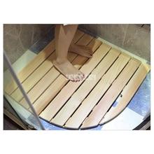 Wyprzedaż Wood Shower Mat Galeria Kupuj W Niskich Cenach