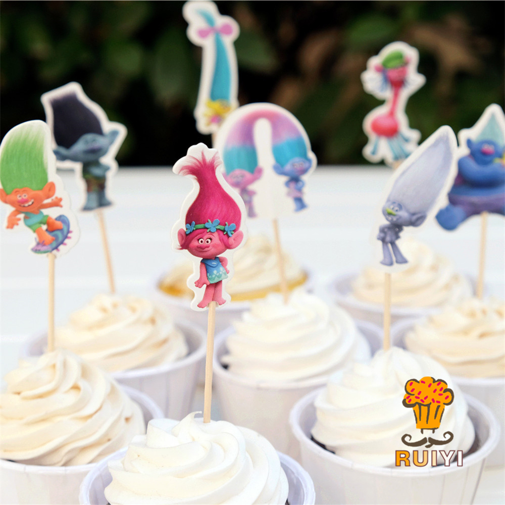 Ben 10 Garçon Fête D/'Anniversaire Comestibles Glaçage Imprimé Cup Cake Topper décorations