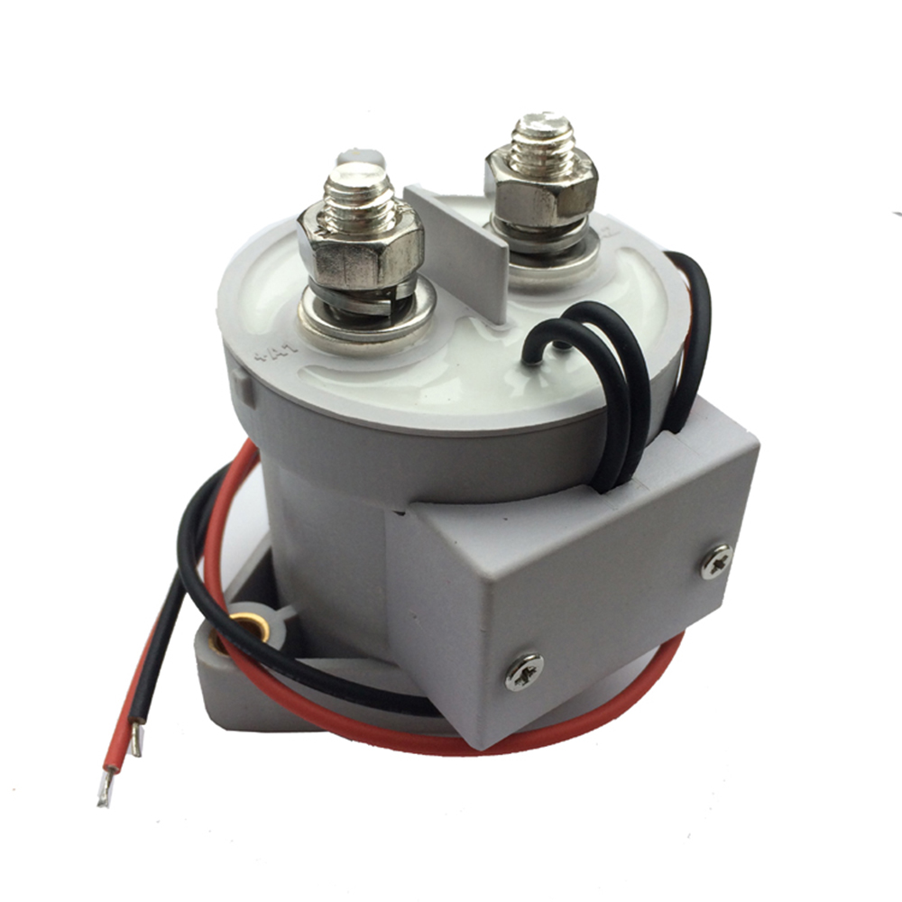 цена на 1 pcs EV200 12V-24V 1000A car relay contacts high voltage 1000V Available for EV vehicles HVDC relay