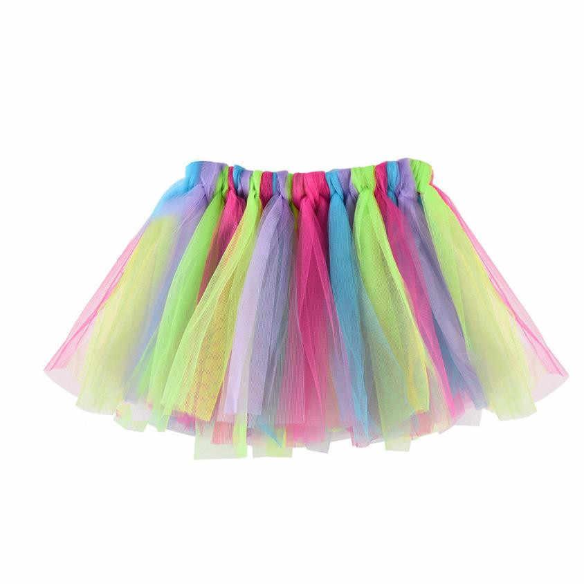 27f7d3ae3 MUQGEW Girls Kids Baby Dance Fluffy Tutu Skirt Pettiskirt Ballet Fancy  Costume Skirts Party Dance Princess