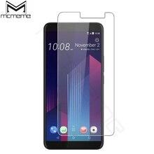 MCMEME For HTC U11 Plus Tempered Glass 9H 2.5D Ultra-thin Protective Film Explosion-proof For HTC U11 Plus U11+ Screen Protector смартфон htc u11 64 gb черный