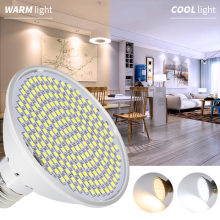 E27 Led Spotlight 85-265V Light Bulb E14 Foco Led Lamp GU10 Corn Bulb 15W 20W MR16 Ampoule LED SMD2835 High Power Spot Bulbs B22