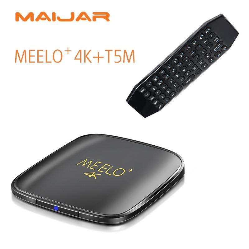 [Auténtica] ME S905X ELO + 4 K Amlogic Quad Core Android 6.0 TV Box 2.4G Wifi HD